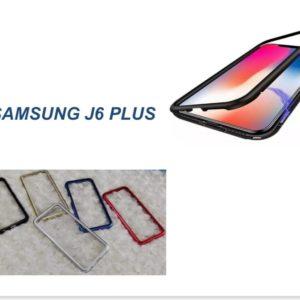 ESTUCHE MAGNETICO SAMSUNG J6 PLUS