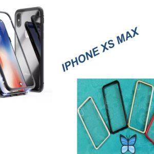 ESTUCHE MAGNETICO IPHONE XS MAX